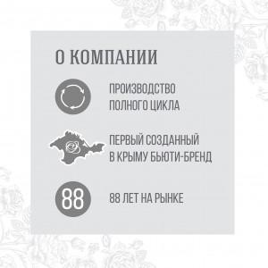 КРЫМСКАЯ РОЗА В РОССИИ
